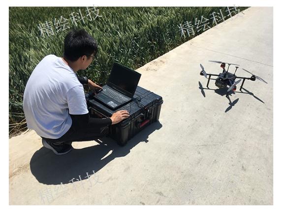 農業無人機演示 云南精繪科技供應