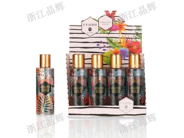 浦江那种香味香水是什么「浙江晶辉化妆品供应」