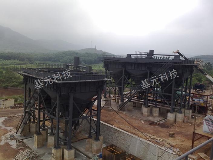 楚雄大型尾矿干排设备安装 昆明基元科技供应