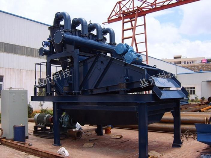 大理矿山尾矿干排设备厂家 昆明基元科技供应