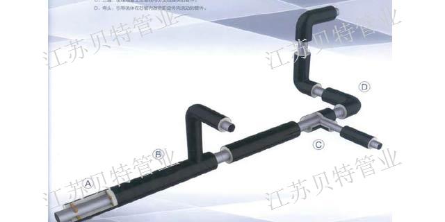 泰州高密度聚乙烯外护管公司  江苏贝特管件供应