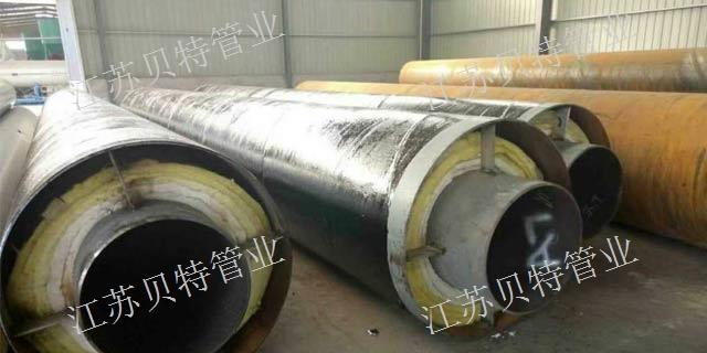 泰州保温钢管价位  江苏贝特管件供应