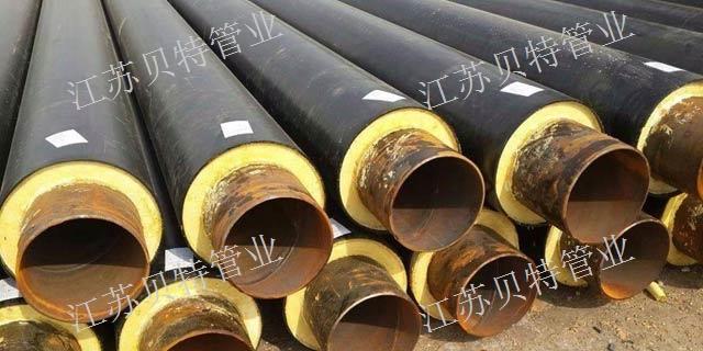 泰州蒸汽保温钢管  江苏贝特管件供应