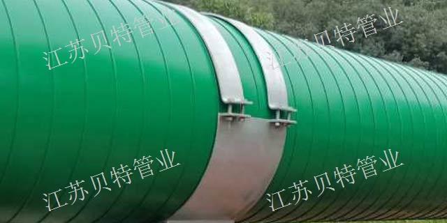 泰州地埋保温钢管  江苏贝特管件供应