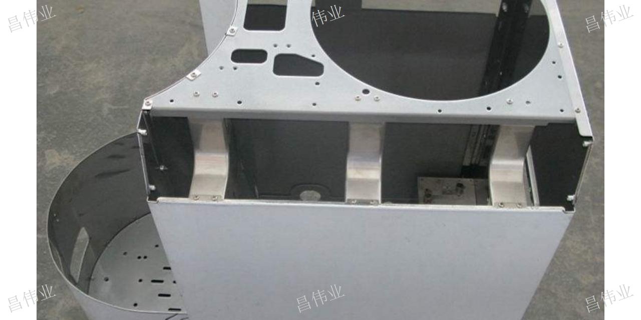 淮安口碑好的钣金加工安装「江苏昌伟业金属科技供应」