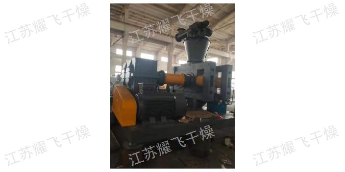 扬州炭粉硫酸镁对辊造粒机厂家 诚信服务「江苏耀飞干燥科技供应」