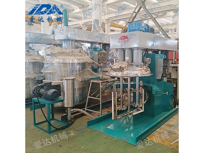 上海膩子三軸攪拌機銷售廠家 江陰市愛達機械供應