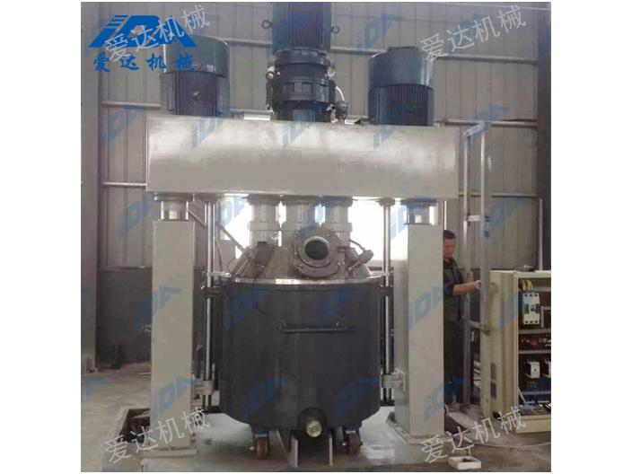 陕西铝银浆强力分散机规格