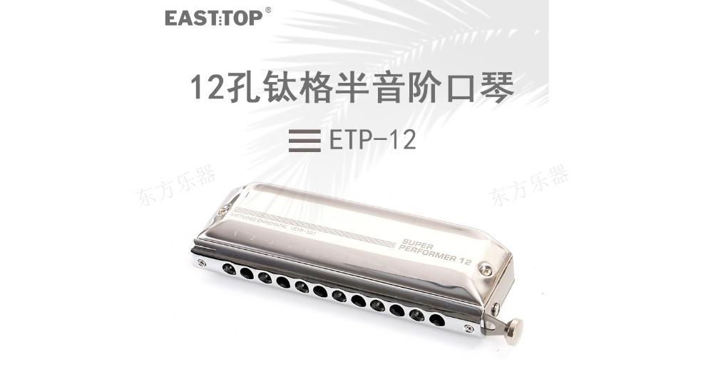浙江半音階口琴哪個調音質比較好 歡迎咨詢 江蘇東方樂器供應