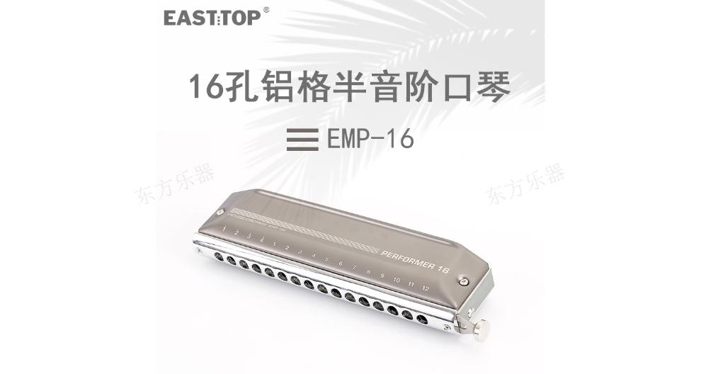 江苏16孔半音阶口琴公司