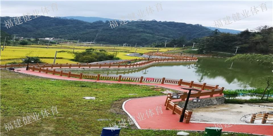 宁化塑胶跑道球场地板改建 篮球场 福建健业体育设施工程供应