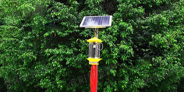 三臺太陽能智能殺蟲燈 誠信服務「四川競陽新能源供應」