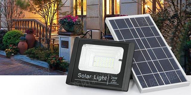 湖北户外太阳能投光灯价格是多少