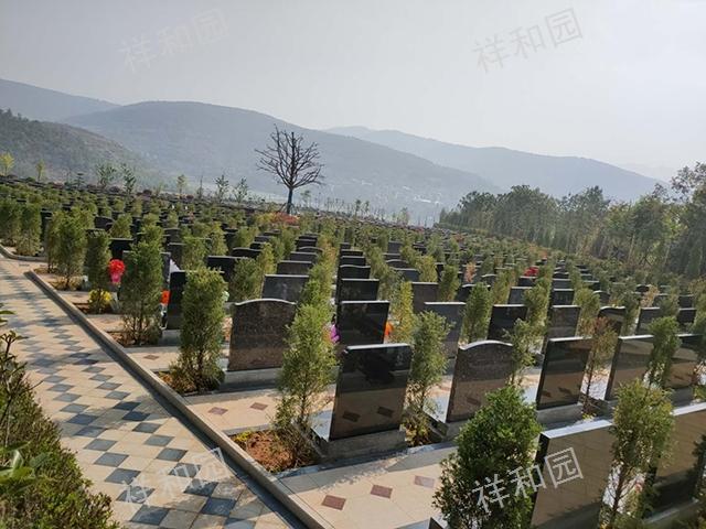云南豪华祥安园陵园公墓「昆明悦沁公墓墓地陵园供应」