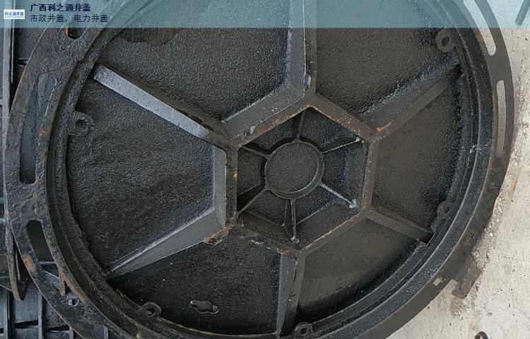 广西防沉降井盖品牌,井盖