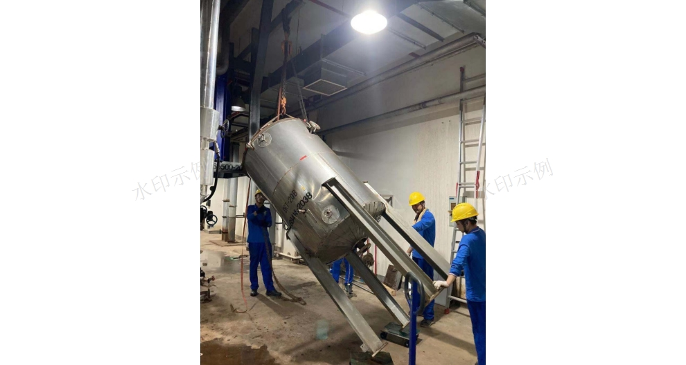 杭州半导体设备起重吊装项目,起重吊装