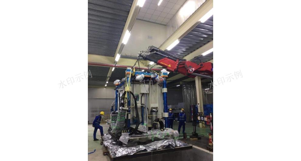 杭州哪里有起重吊装方案 昆山安磐装卸搬运供应