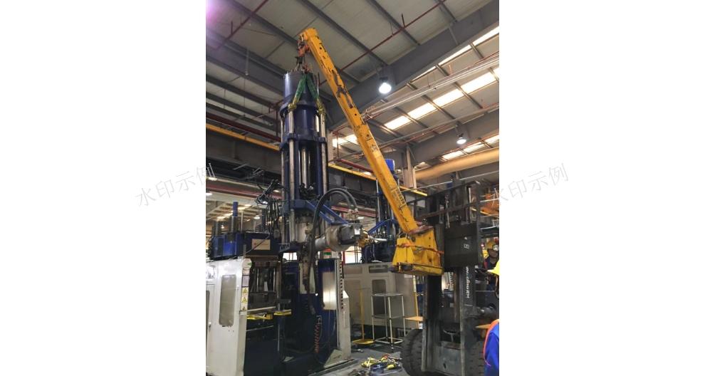 麗水新能源設備起重吊裝公司 昆山安磐裝卸搬運供應;