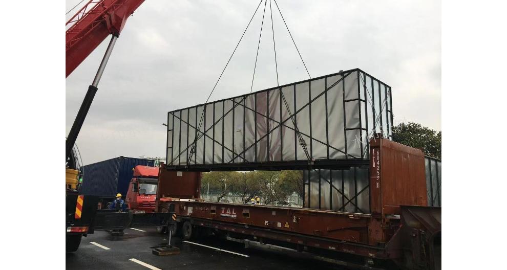 浙江專業進口設備搬運公司 昆山安磐裝卸搬運供應