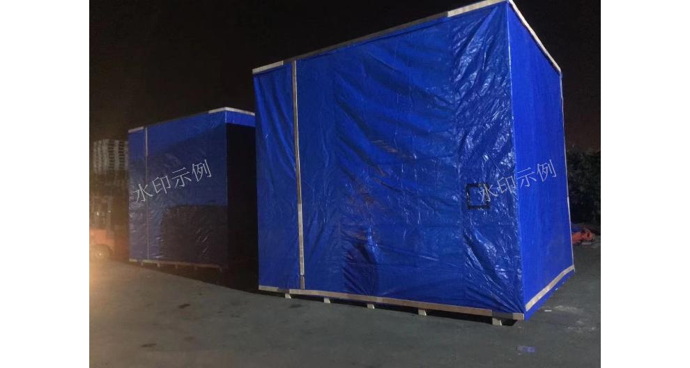 江苏省重型木箱包装服务 昆山安磐装卸搬运供应