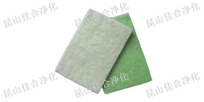 密云区绿白玻纤过滤棉 工厂 佳合供