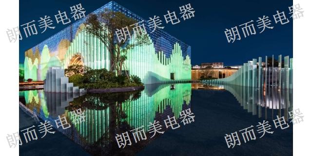 西藏展示照明燈條 誠信服務「上海朗而美電器供應」