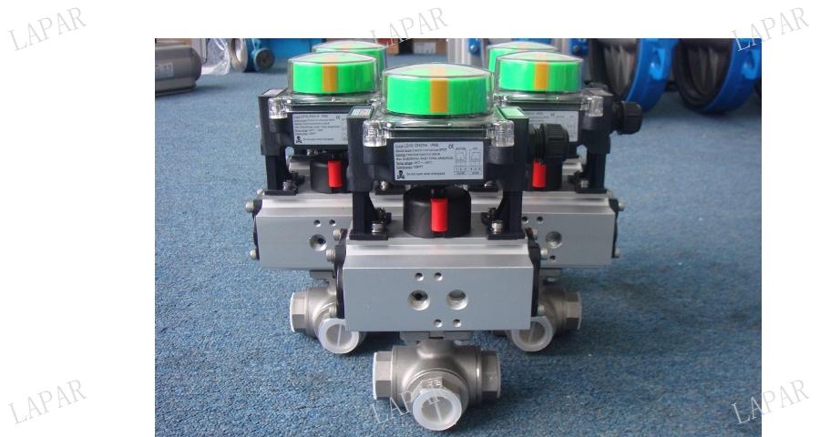 对焊球阀工作原理 创造辉煌 蓝帕控制阀门供应