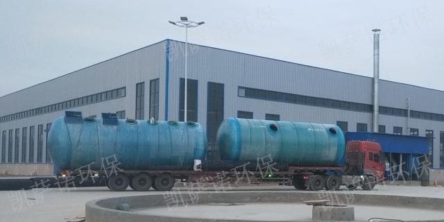 陇西玻璃钢化粪池安装施工方案 兰州凯萨诺环保科技供应