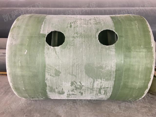 瓜州玻璃钢隔油池型号 兰州凯萨诺环保科技供应