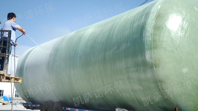 文县玻璃钢隔油池设备 兰州凯萨诺环保科技供应