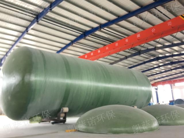 瓜州玻璃钢隔油池专业定制 兰州凯萨诺环保科技供应