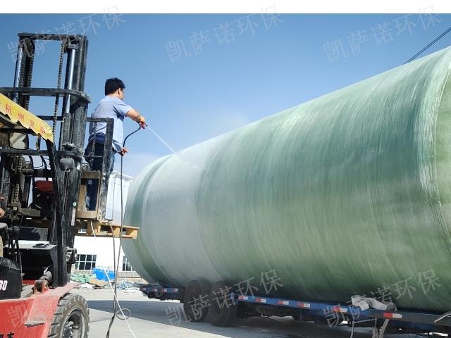 凉州玻璃钢罐体定制专业生产 兰州凯萨诺环保科技供应