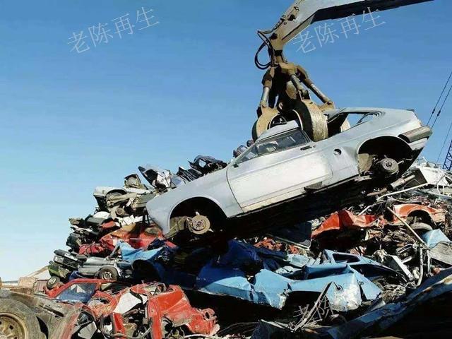 特种车辆报废回收市场