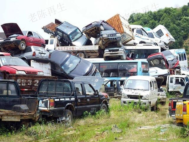 昆明大型机动车报废市场,报废