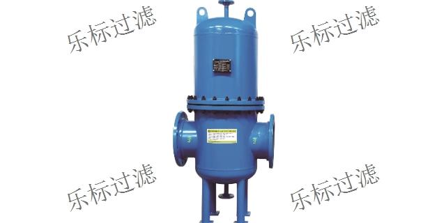 广东立式气体过滤器工作原理 大流量精密 无锡乐标过滤装备供应
