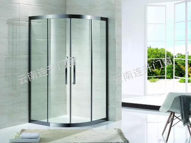 云南做衛浴房那個品牌好 云南連升隔音門窗廠家供應