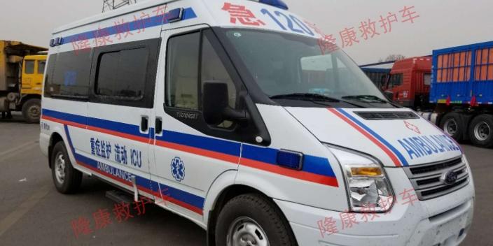 重庆返乡高铁急救转运电话