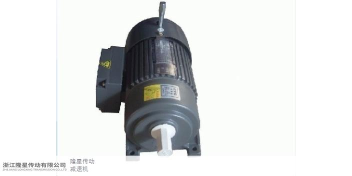 海南伺服电机齿轮减速机马达 浙江隆星传动供应