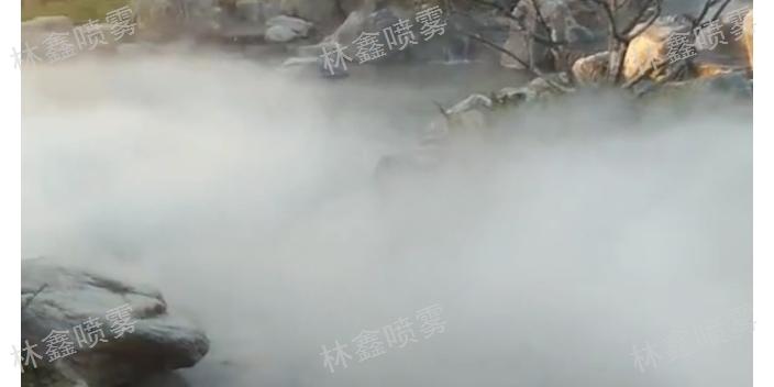 清遠人造霧噴霧系統均價