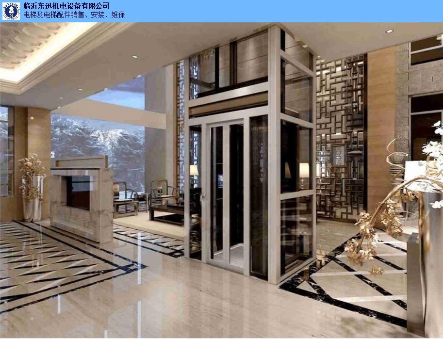 兰陵乘客电梯安装价格 有口皆碑 临沂东迅机电设备供应