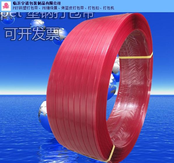 上海pet塑钢打包带供应厂家 诚信为本「临沂宇诺包装制品供应」