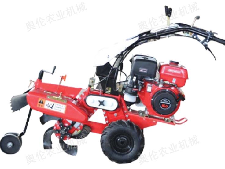 广东履带式旋耕机多少钱一台 欢迎来电 莱州奥伦农业机械供应