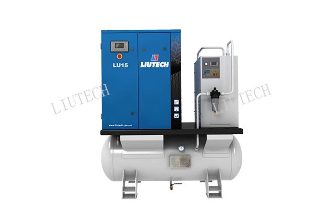 上海环保空压机哪家好 值得信赖 LIUTECH