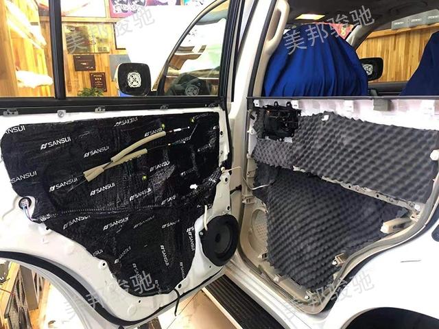 昆明專業汽車隔音降噪改裝哪家便宜 歡迎來電 云南美邦駿馳汽車服務供應