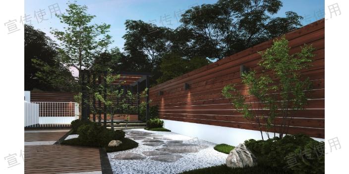 杭州小庭院工程设计 上海美觉景观规划设计供应