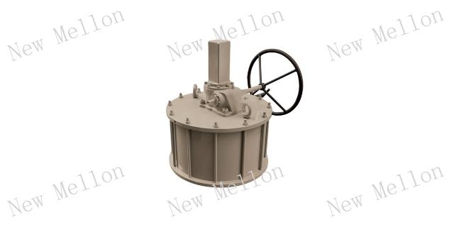 上海旋转式气动执行器手动操作装置,气动执行器