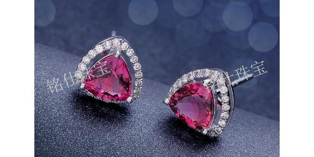 滨州钻石项链定制品牌哪家好「青岛铭仕珠宝首饰供应」