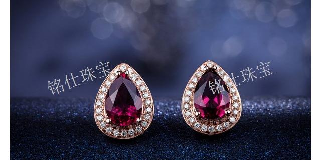 山东钻石吊坠定制中心电话「青岛铭仕珠宝首饰供应」