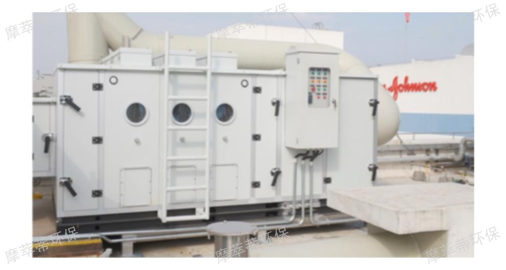 广东活性炭吸附脱附回收技术介绍