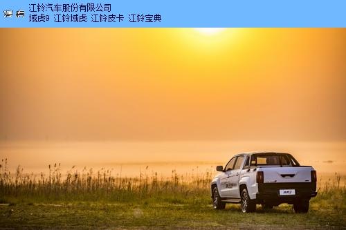 南昌江铃域虎9车型